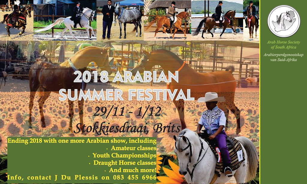 Arabian Summer Festival 2018